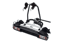 M-WAY NIGHTHAWK TOWBALL MOUNTED 2 CYCLE CARRIER - BC3022